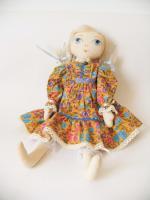 Авторская кукла Анастасия