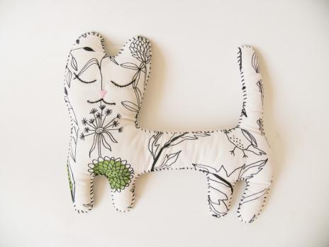 Авторская текстильная кукла «Спокойных снов»